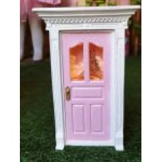 Fairy Castle Pink Door