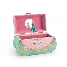 Carriage Ride Jewellery Box