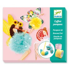 Fairy Pompons Craft Kit