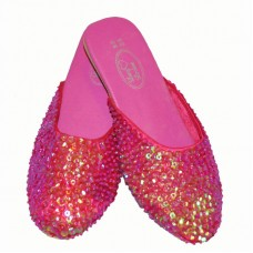 Hot Pink Fairy Sparkle Shoes